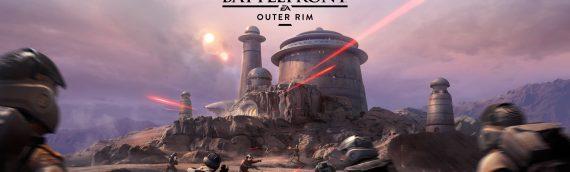 Electronic Arts – Star Wars Battlefront – Outer Rim