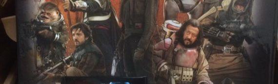 Leclerc – Star Wars Rogue One Cosmic Shells