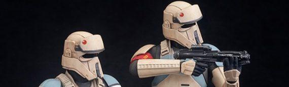 Kotobukiya – Scarif Stormtrooper two pack ARTFX+