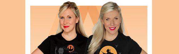 Her Universe – Nouveaux t-shirts pour Halloween