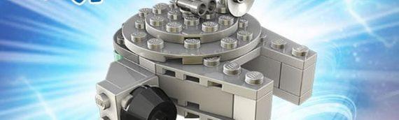 Nouveau Faucon Millenium en LEGO !