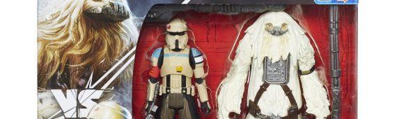 Hasbro : Du nouveau côté Rogue One !