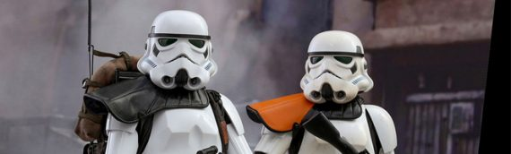 Hot Toys – Stormtroopers Sixth Scale Figure Set
