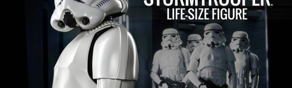 Sideshow Collectibles – Stormtrooper Life-Size Figure