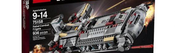 LEGO – Rebel Combat Frigate