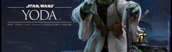 Hot Toys – Yoda ESB 1/6ème Scale Figure