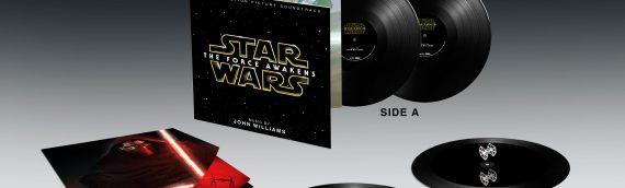 Le Réveil de la Force en double vinyles !