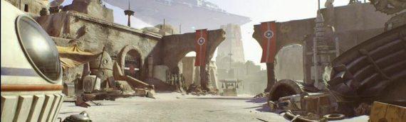 Les premières images du nouveau jeu Star Wars d'EA