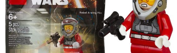 LEGO – A-Wing Pilote Polybag