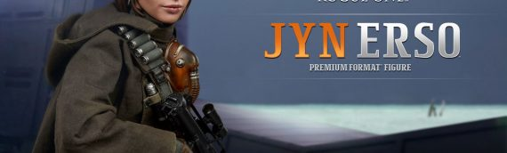 Sideshow Collectibles – Jyn Erso Premium Format Figure