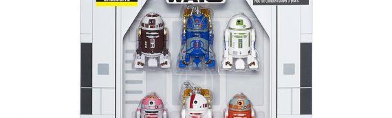Hasbro – Astromech droids anniversary Entertainment Earth exclusive