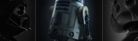Sideshow Collectibles : R2-D2 Life Size Statue