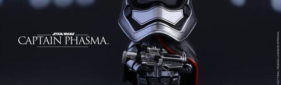 Hottoys – Cosbaby The Force Awakens