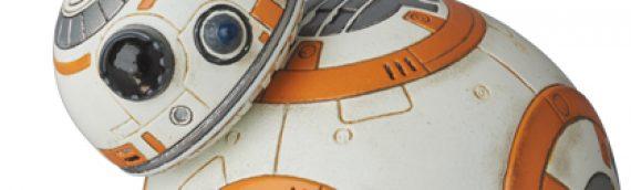 Medicom Toys – The Force Awakens Mafex Figures