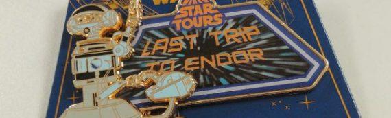 Disney Pins Trading – Last Trip to Endor