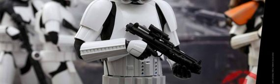 Hot Toys – Rogue One Stormtrooper Sixth Scale Figure