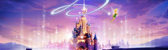 Disneyland Paris – Fête ses 25 ans