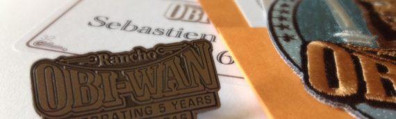 Rancho Obi-Wan : Kit d'adhésion membership 2016