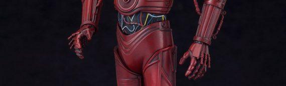 Kotobukiya : Deux nouveaux droïdes dans la gamme ARTFX+ Statue