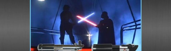eFX Collectibles – Epic Duel Lightsabers Series