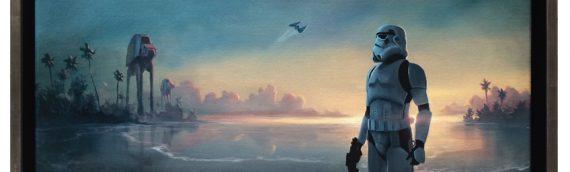 ACME Archives – Les premiers artworks tirés de Rogue One