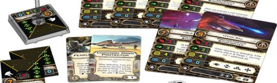 Fantasy Flight Games : Star Wars X-wing Miniatures Game