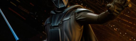 Sideshow Collectibles – Ralph McQuarrie Darth Vader Star Wars Statue