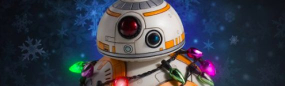 Gentle Giant – BB-8 Mini-Buste Holidays