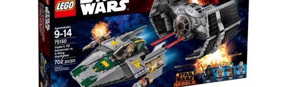 Nouveautés LEGO Star Wars deuxième semestre 2016