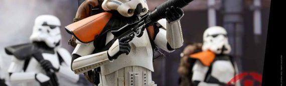 Hot Toys – Stormtrooper Jedha Patrol TK-14057 Sixth Scale Figure