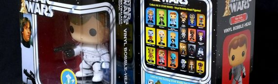 Funko Pop – Custom Vintage Packaging