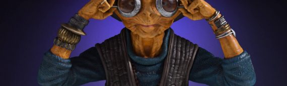 Gentle Giant : Maz Kanata Mini-Buste