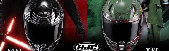 HJC : Des casques de moto Star Wars