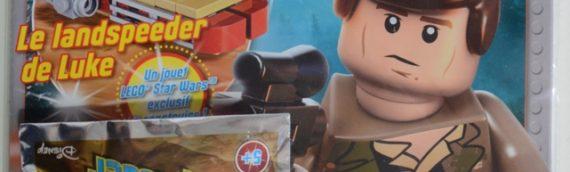 Review des deux derniers numéros Lego Panini