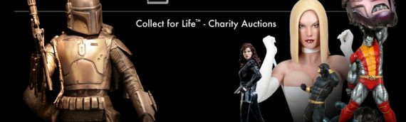 Sideshow Collectibles – Charity Auction