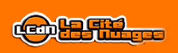 Newsletter de notre partenaire : La Cité des Nuages