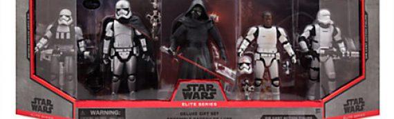 Star Wars : The Force Awakens Deluxe Die Cast Set