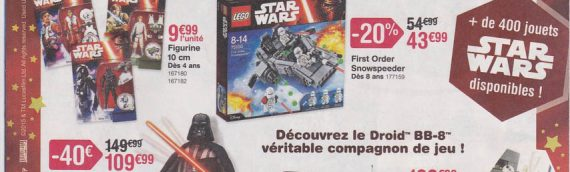 Les promotions Toys R Us