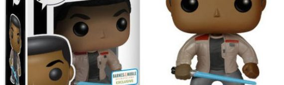 Funko POP – FINN with Lightsaber