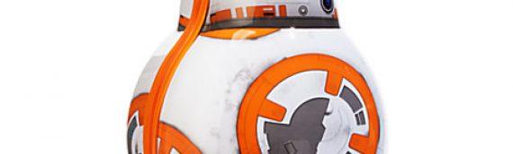 Disney Store – Une valise BB-8
