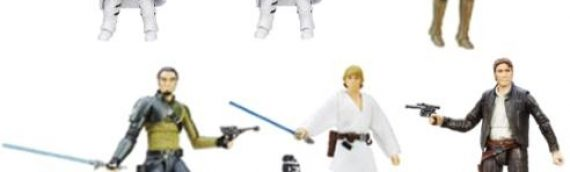 HASBRO – The Black Series 6 pouces WAVE 6