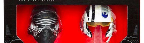 HASBRO – The Black Series Titanium Mini-Helmet