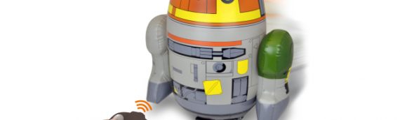 BladezToys – BB-8 & Chopper