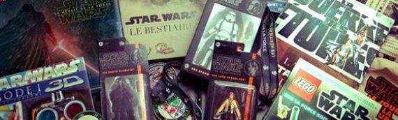 Générations Star Wars – Calendrier d'Avant la sortie du Réveil de la Force