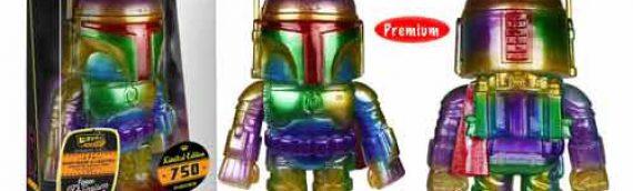 Funko : Prism Boba Fett Hikari Vinyl Figure