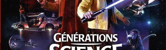 Générations Science-Fiction, De Flash Gordon à Matrix