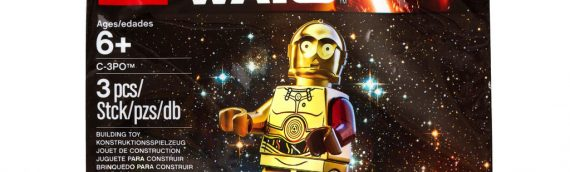 LEGO : Polybag C-3PO The Force Awakens