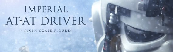 Sideshow Collectibles : AT-AT Driver Sixth Scale Figure