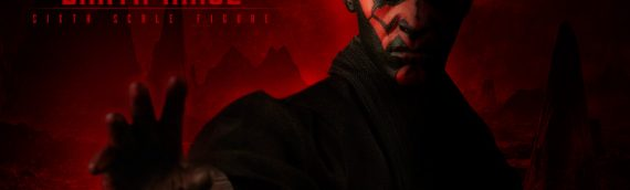 Sideshow Collectibles : Darth Maul Sixth Scale Figure