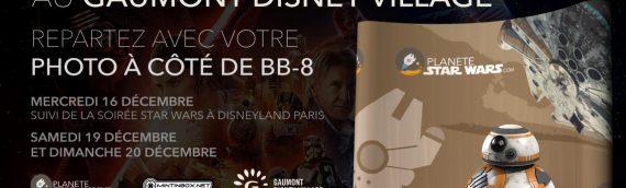 La Force se réveille au Gaumont Disney Village le 16 décembre